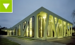 Moltke Dining Hall - exterior view